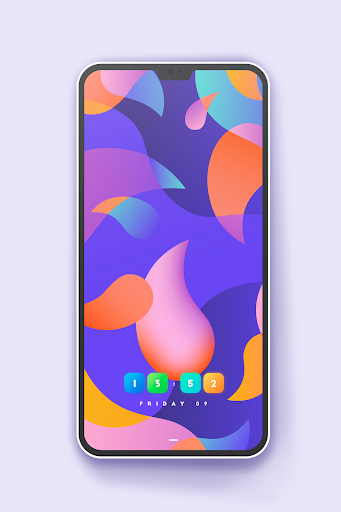 Pixelicious for KWGT image | 17