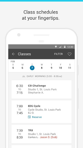 Life Time Member App 1.8.1 screenshots 2