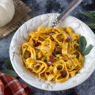 Bacon Parmesan Fettuccine Recipes