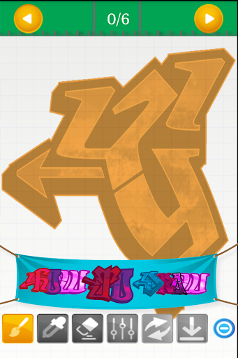 玩免費遊戲APP|下載how to draw graffiti (NEW)???? app不用錢|硬是要APP