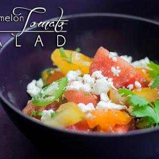 Watermelon Cilantro Salad Recipes