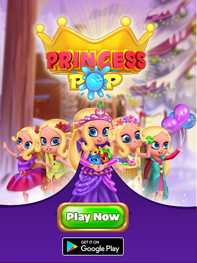 Princess Pop - Bubble Shooter 2.2.6 screenshots 16