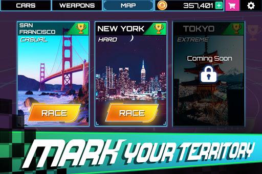 Race'N Blast screenshot 8