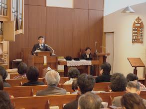Photo: 教務部主催「三軒茶屋教会一日セミナー」(1月29日)