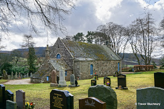 Photo: Midmar Parish Church, Aberdeenshire