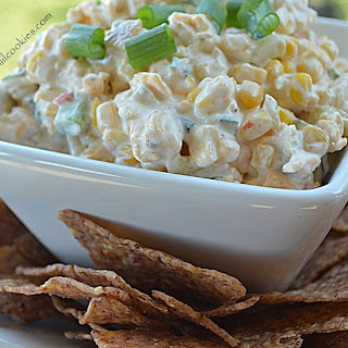 Creamy Green Chili Dip Recipes