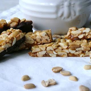 Caramel Nut Bars.