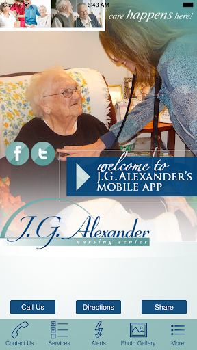 J.G. Alexander Nursing Homes