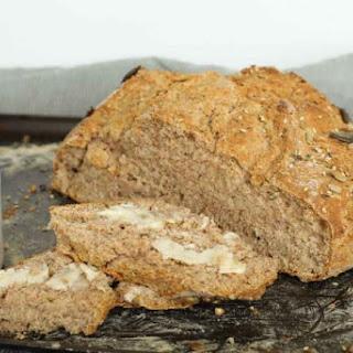 Traditional Brown Irish Soda Bread Recipe
