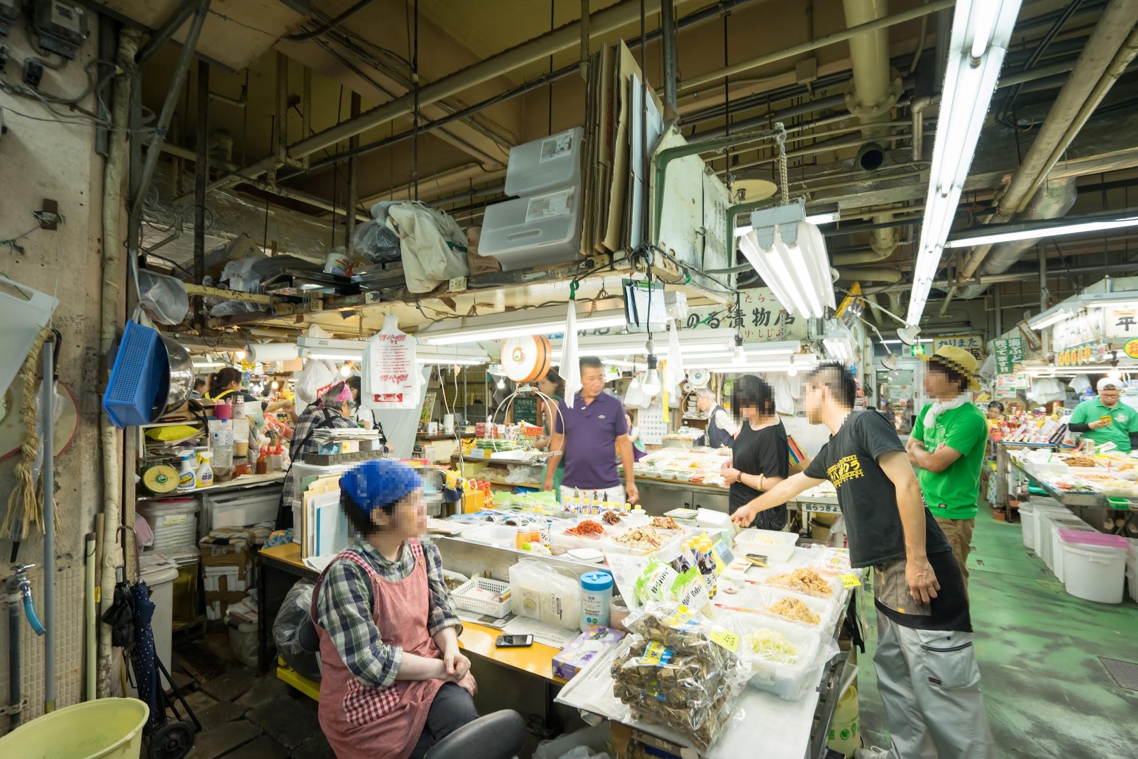 Okinawa Makishi Public Market2