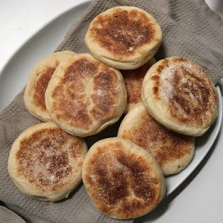 Piping Hot English Muffins