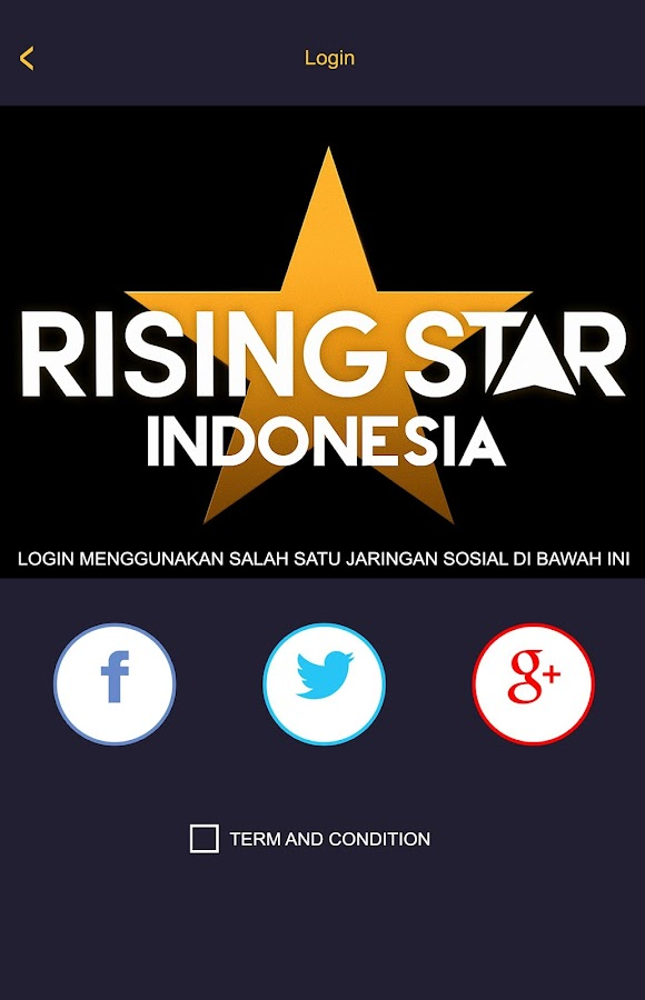 Rising Star Indonesia- screenshot