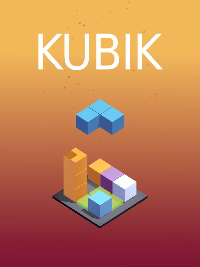 Kubik- screenshot