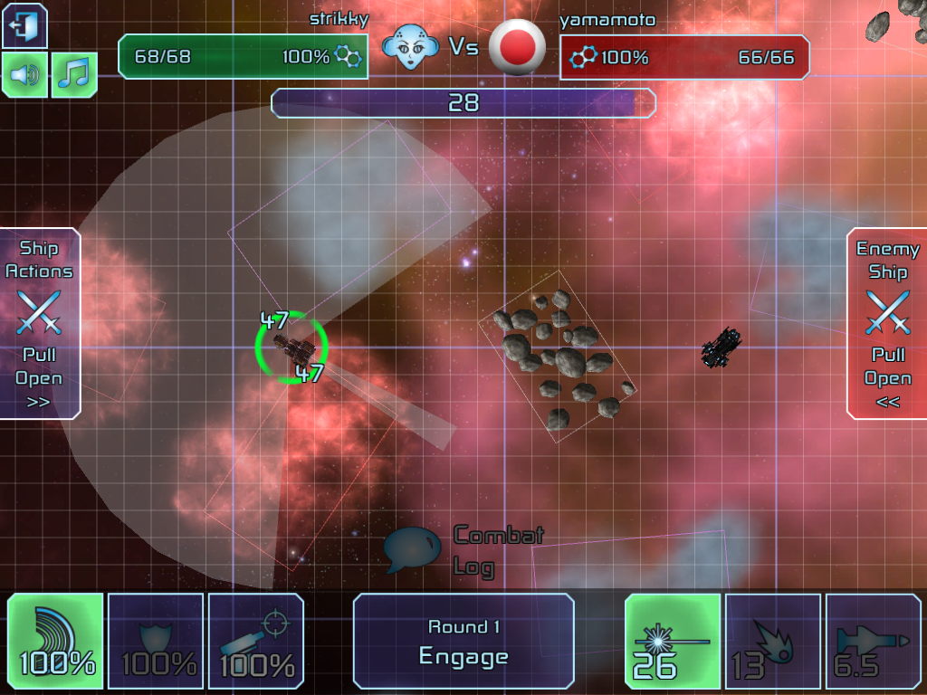 War Space: Free Strategy MMO- screenshot