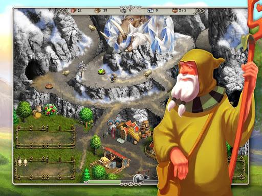 Viking Saga 1: The Cursed Ring screenshot 9