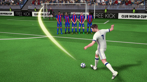 Free Kick Club World Cup 17 1.0.3 screenshots 1