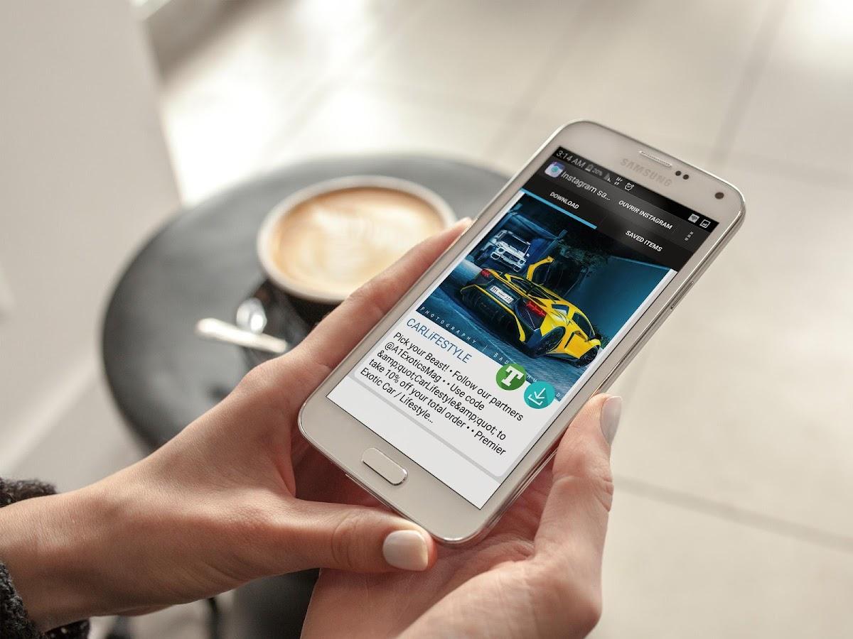 Mobile-App-Instagram