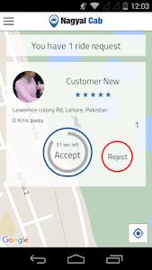 Nagyal Cab Partner screenshot 1