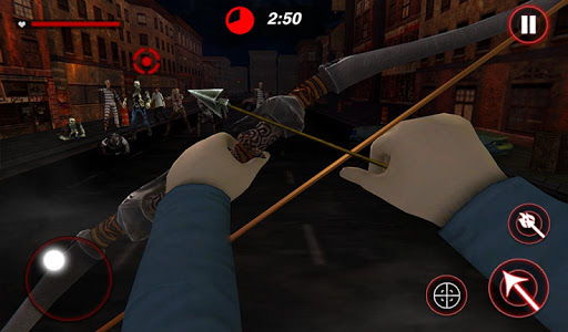 Archer Hunting Zombie City Last Battle 3D 1.0.4 screenshots 15