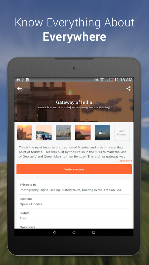 Tripoto Travel App: Plan Trips- screenshot