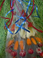 Photo: arbre à légumes et sauces