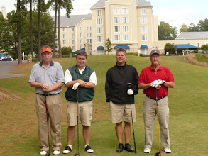 Photo: Sponsor: Graham Pervier (Team members not in order) Johnny Jones, Tommy Yarbrough, Brian Coghill, Mark McDonald