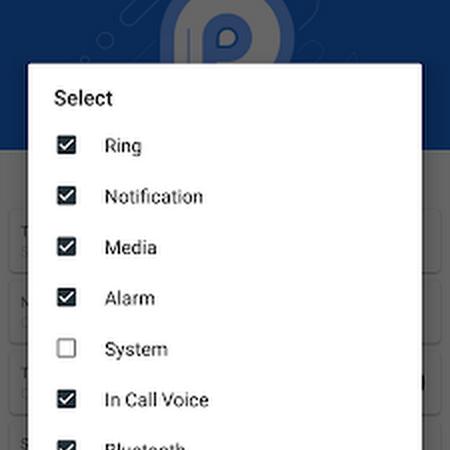 QnA VBage Volume controls android p - P Volume controls Free v1.5