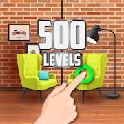 Finde Unterschiede 500 level