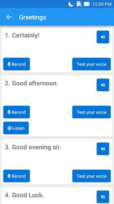 Learn English Speaking - screenshot