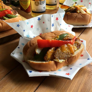 Chicken Sausages Hot Dogs Recipes.