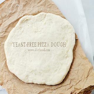 Yeast-Free Pizza Dough.
