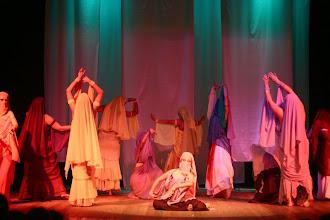 Photo: Turma de Dança do Ventre, Coreografia do Sete Véus