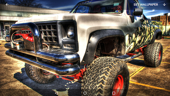 Monster Trucks Wallpapers Android Apps On Google Play