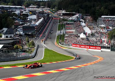 OFFICIEEL: Formule 1 maakt kalender met eerste acht wedstrijden bekend: Spa-Francorchamps staat op de planning