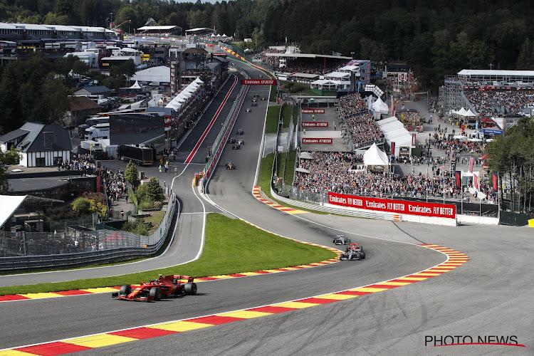 BREAKING: F1-kalender voor 2021 is bekend! GP van België als aflsuiter van de zomervakantie
