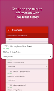 Virgin Trains: Tickets & Times - náhled
