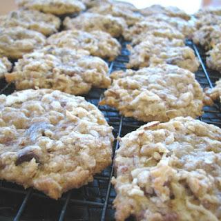 Toffee Crunch Cookies.