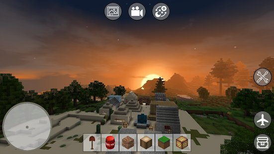 Mini Craft Erkundung Screenshot