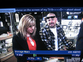 Photo: Funny Tweet on Storage wars.