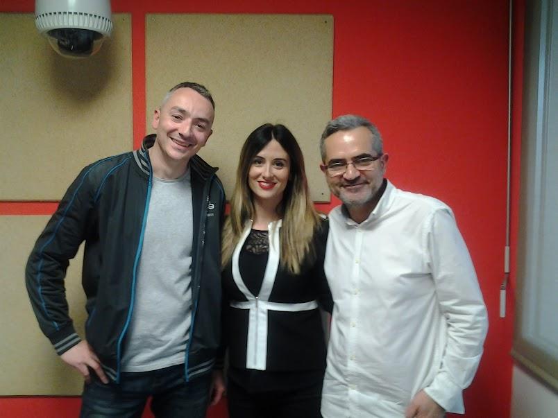 Hablemos de Fallas en UPV-RADIO. Programa nº 41. Ángel Navarro Requena y Cruz Solaz