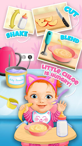 Sweet Baby Girl Daycare 4 - Babysitting Fun  code Triche 2