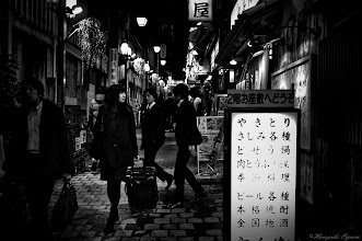 Photo: 裏路地の酒場 Cheap bar of the back alley  Tokyo Street Shooting  Location; #Shinjuku , #Tokyo , #Japan   #photo #photography #streetphotography #streettogs  #leica #leicaimages #leicammonochrom #leicamonochrom #leicamonochrome