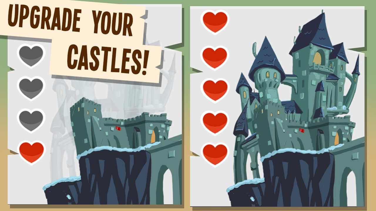 Dragon Squash:Castle of Spells- screenshot