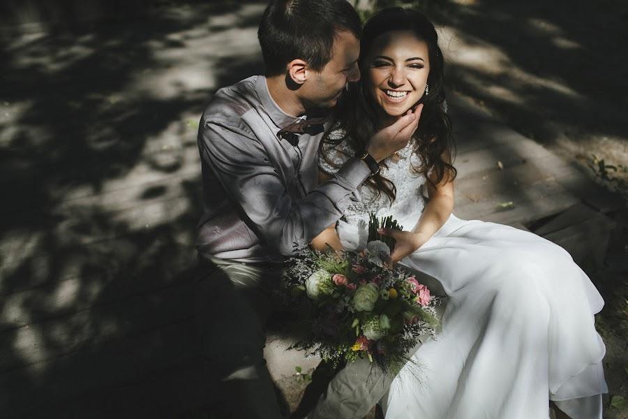Wedding photographer Nazar Voyushin (NazarVoyushin). Photo of 12.01.2015