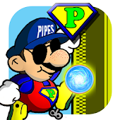 Super Pipe Man