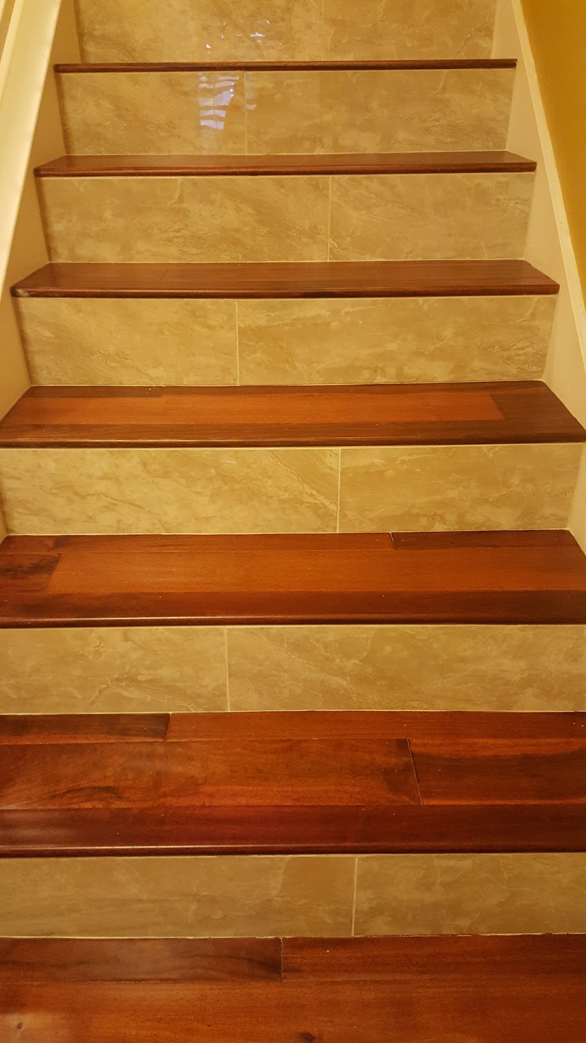 Wood Stairs - San Antonio, TX Floors