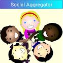 Social Aggregator icon