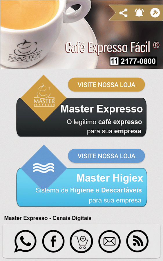 Master Expresso- screenshot