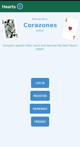 Hearts Online screenshots 1