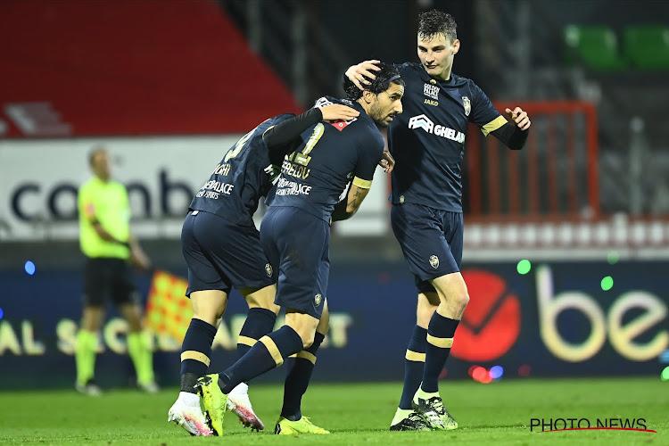 Une revanche et un grand pas vers la qualification pour l'Antwerp!